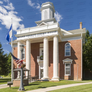 Bland County Courthouse (Bland, Virginia)