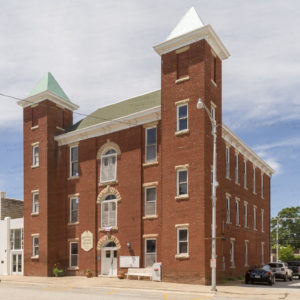 Historic Carroll County Courthouse (Berryville, Arkansas)