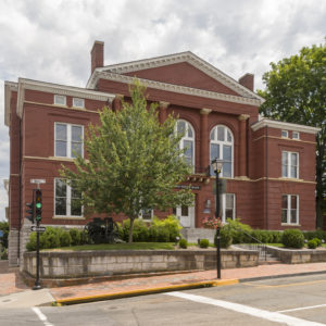Historic Rockbridge County Courthouse (Lexington, Virginia)