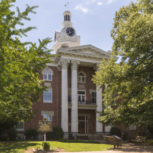 Rutherford County Courthouse (Murfreesboro, Tennessee)
