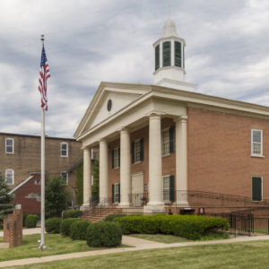 Shenandoah County Courthouse (Woodstock, Virginia)