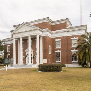 Historic Gulf County Courthouse (Wewahitchka, Florida)