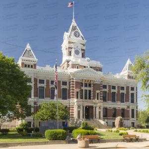 Johnson County Courthouse (Franklin, Indiana)