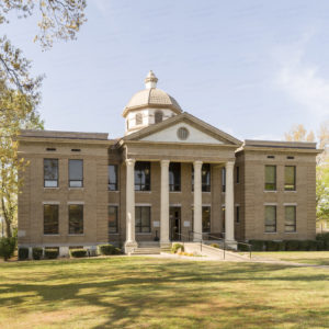 Cleburne County Courthouse (Heber Springs, Arkansas)