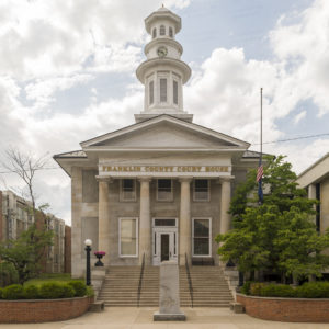 Franklin County Courthouse (Frankfort, Kentucky)