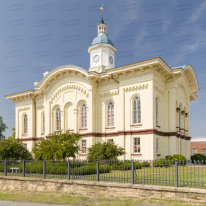 Historic Caswell County Courthouse (Yanceyville, North Carolina)