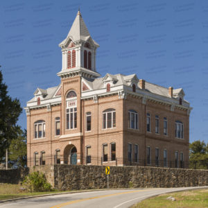 Historic Lawrence County Courthouse (Powhatan, Arkansas)