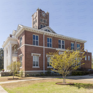 Prairie County Courthouse (Des Arc, Arkansas)