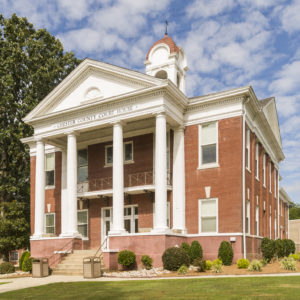 Chester County Courthouse (Henderson, Tennessee)