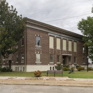 Decatur County Courthouse (Decaturville, Tennessee)