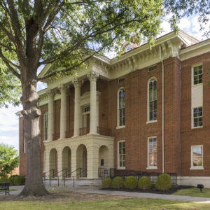 Hardeman County Courthouse (Bolivar, Tennessee)