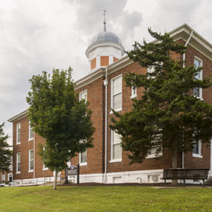 Historic Dickson County Courthouse (Charlotte, Tennessee)
