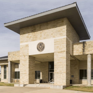 Hood County Justice Center (Granbury, Texas)