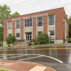 Houston County Courthouse (Erin, Tennessee)