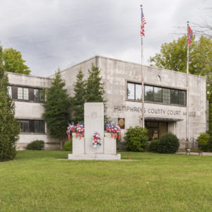 Humphreys County Courthouse (Waverly, Tennessee)