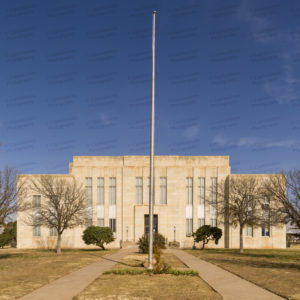Knox County Courthouse (Benjamin, Texas)