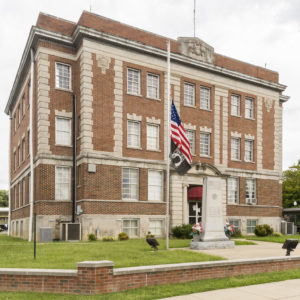 Perry County Courthouse (Linden, Tennessee)