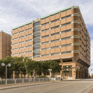 Tarrant County Criminal Justice Center (Fort Worth, Texas)