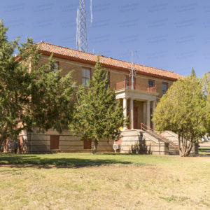 DeBaca County Courthouse (Fort Sumner, New Mexico)