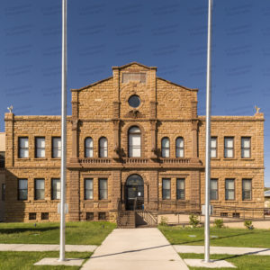 Guadalupe County Courthouse (Santa Rosa, New Mexico)