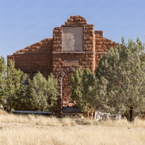 Historic Guadalupe County Courthouse (Puerto de Luna, New Mexico)