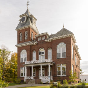 Lamoille County Courthouse (Hyde Park, Vermont)