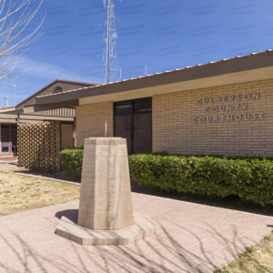 Culberson County Courthouse (Van Horn, Texas)