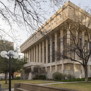 Former Midland County Courthouse (Midland, Texas)
