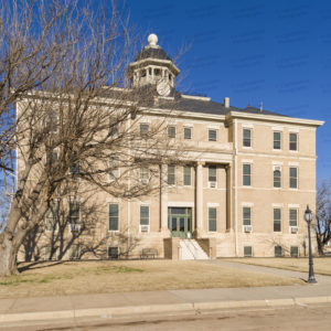 Hardeman County Courthouse (Quanah, Texas)