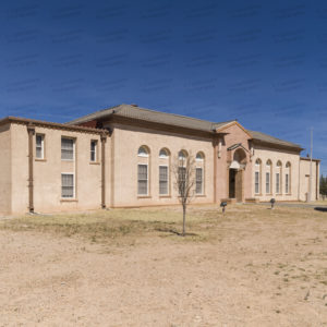 Hudspeth County Courthouse (Sierra Blanca, Texas)