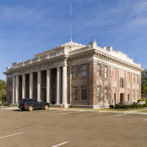 Quitman County Courthouse (Marks, Mississippi)