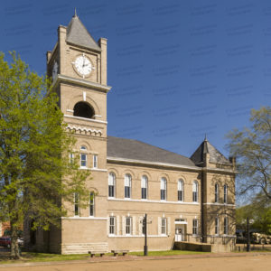 Tallahatchie County Courthouse (Sumner, Mississippi)