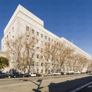 San Francisco Hall Of Justice (San Francisco, California)