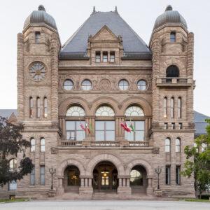 Ontario Legislative Building (Toronto, Ontario)