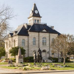 Somervell County Courthouse (Glen Rose, Texas)