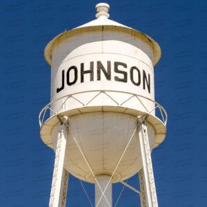Johnson City Water Tower (Johnson City, Kansas)