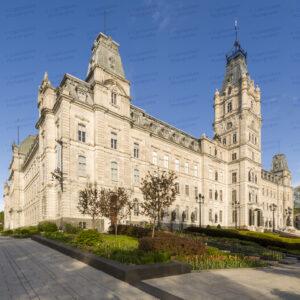 Quebec Parliament Building (Quebec, Quebec)