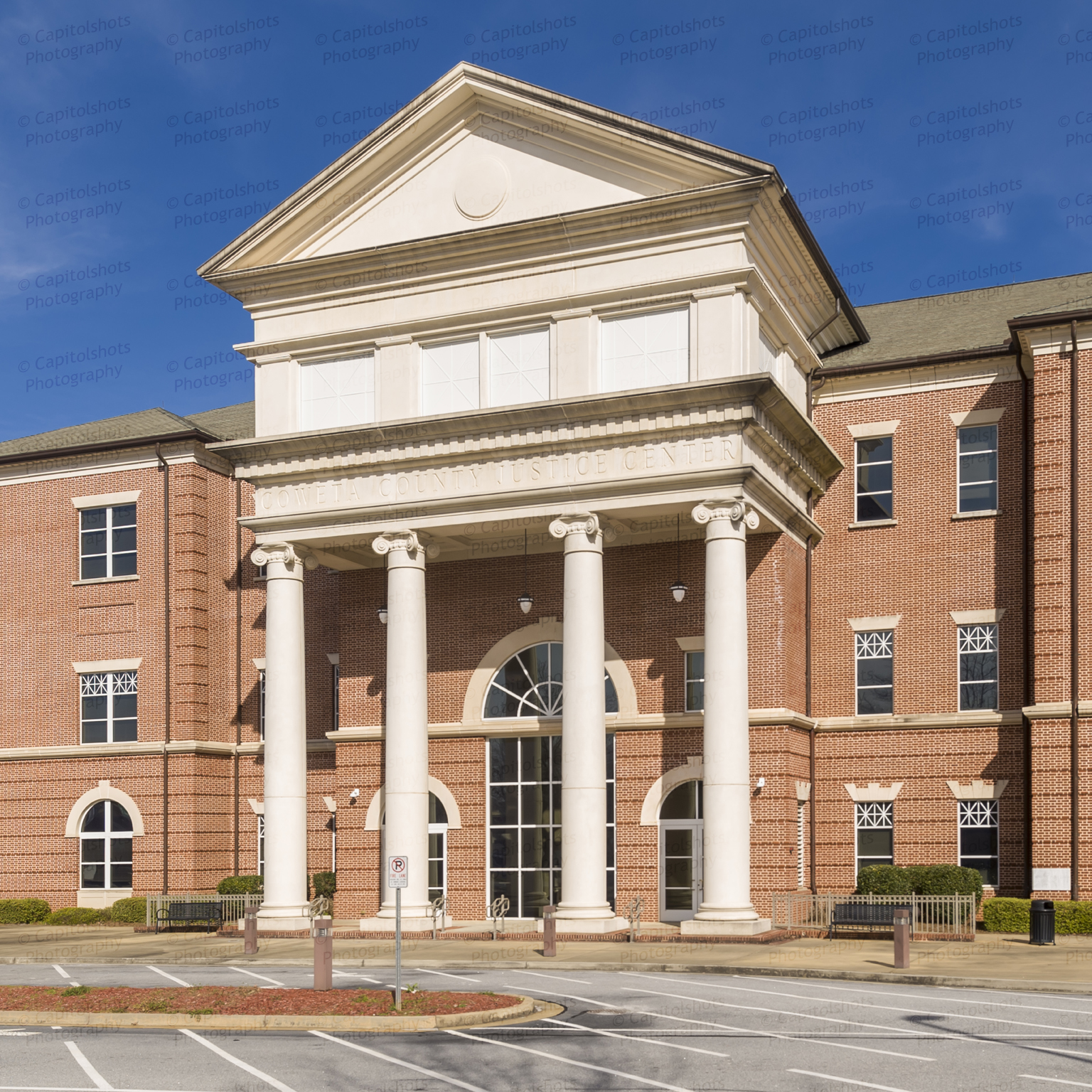 Coweta County Justice Center