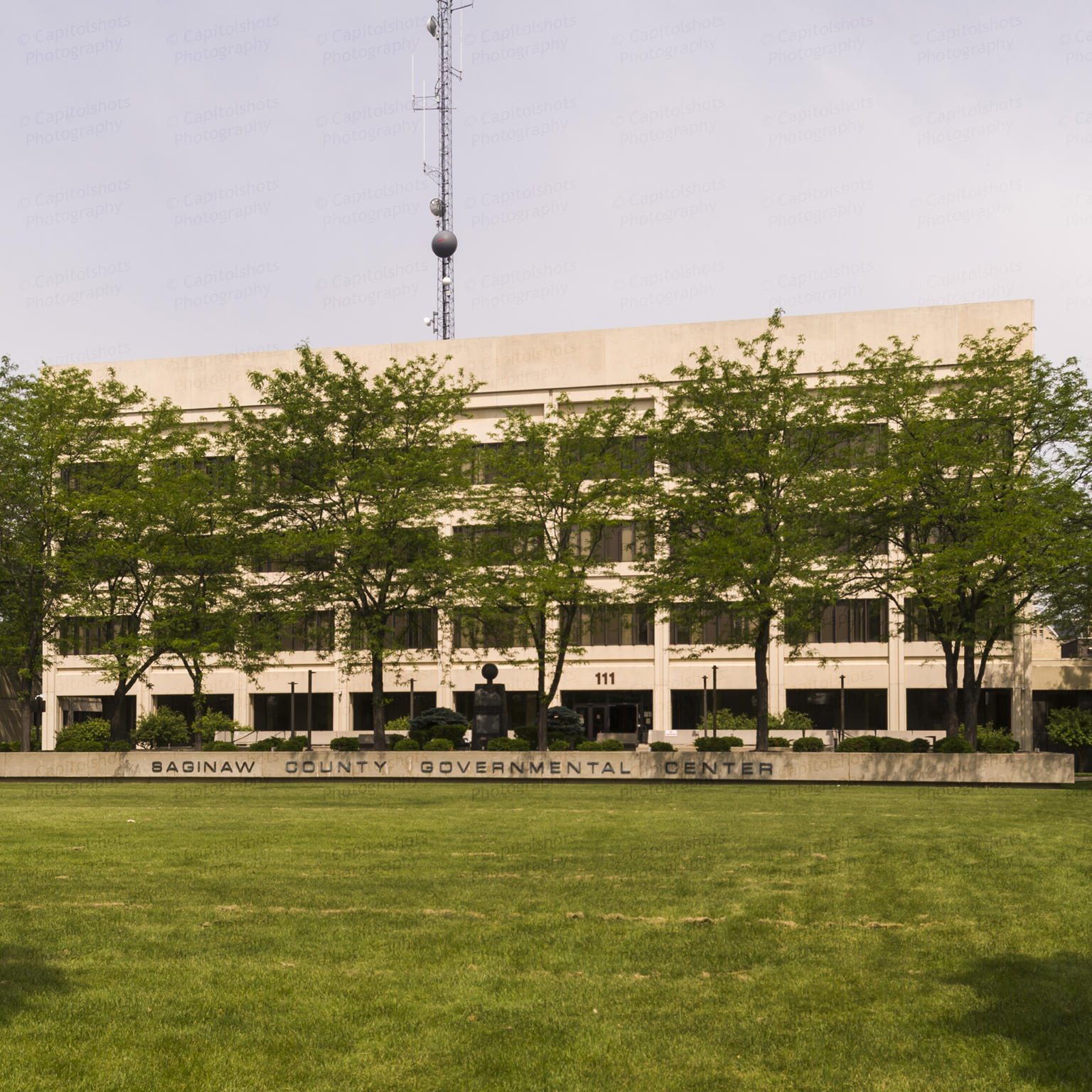 Saginaw County Courthouse