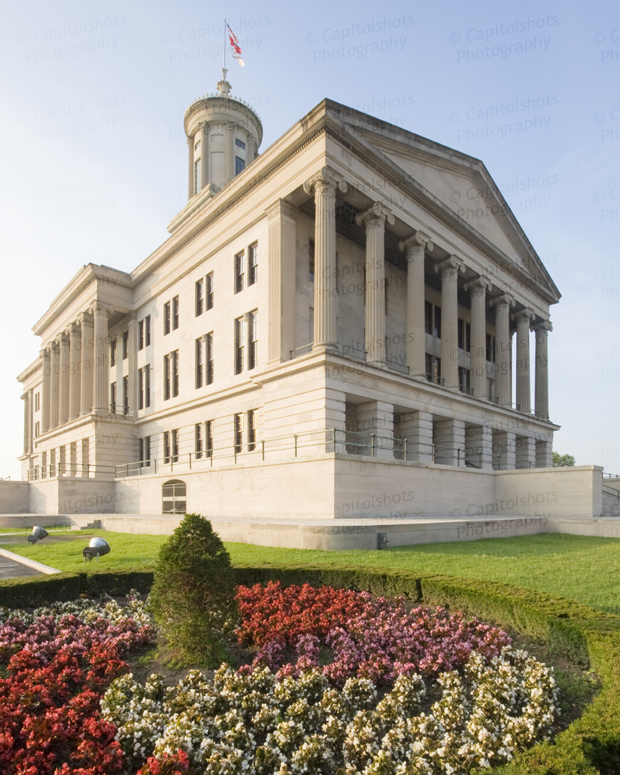 Tennessee State Capitol Building - Capitol Hill Area - 600 ...  |Tennessee State Capital